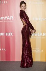 FLAVIA LUCINI at Amfar Gala in Milan 09/22/2018