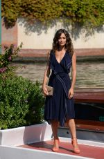 FRANCESCA CAVALLIN Arrives at 2018 Venice Film Festival 09/02/2018