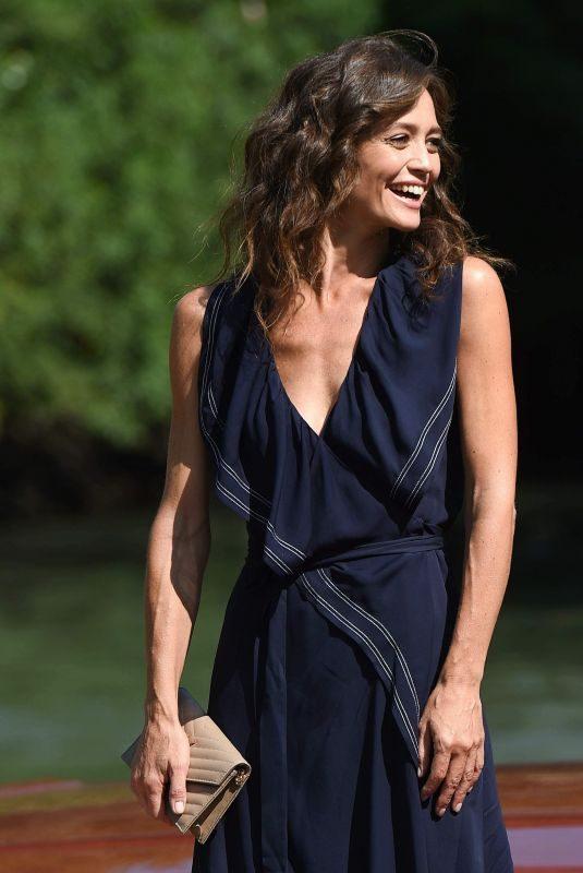 FRANCESCA CAVALLIN Arrives at 2018 Venice Film Festival 09/02/2018
