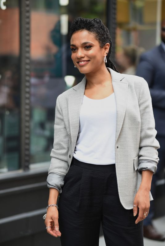 FREEMA AGYEMAN at OL Build Speaker Series in New York 09/19/2018