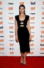 GEMMA ARTERTON at Vita & Virginia Premiere at 2018 Toronto International Film Festival 09/11/2018