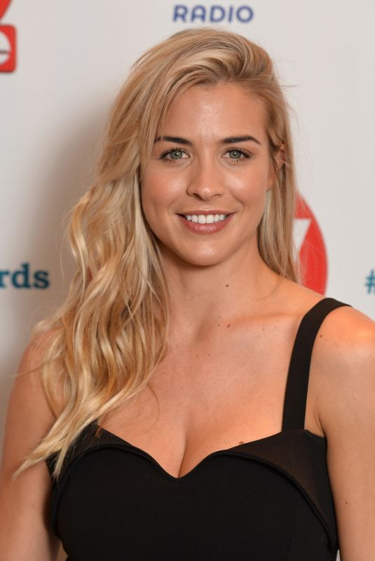 GEMMA ATKINSON at TV Choice Awards in London 09/10/2018
