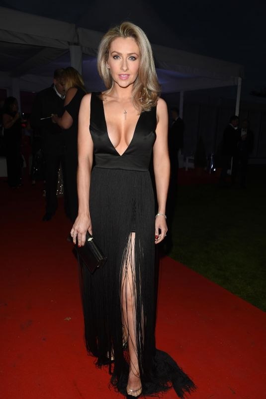 GEMMA MERNA at Creme de la Creme Charity Gala Ball in Cheshire 09/22/2018