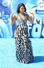 GINA RODRIGUEZ at Smallfoot Premiere in Los Angeles 09/22/2018