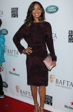 GINA TORRES at Bafta LA + BBC America TV Tea Party in Beverly Hills 09/15/2018