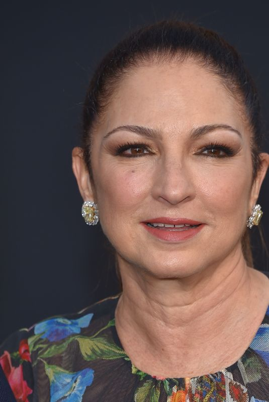 GLORIA ESTEFAN at A Star is Born Premiere in Los Angeles 09/24/2018