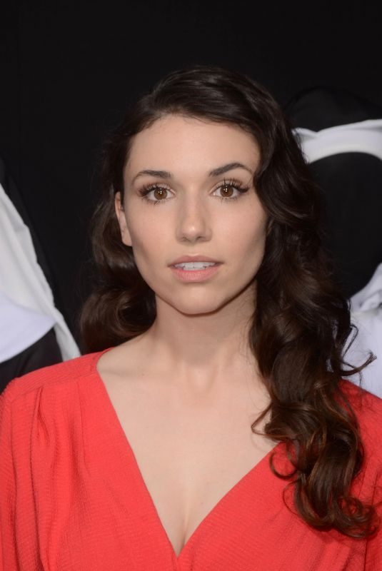 GRACE FULTON at The Nun Premiere in Los Angeles 09/04/2018