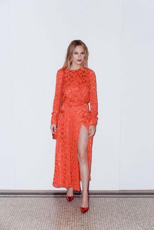 HALSTON SAGE at Carolina Herrera Fashion Show in New York 09/10/2018