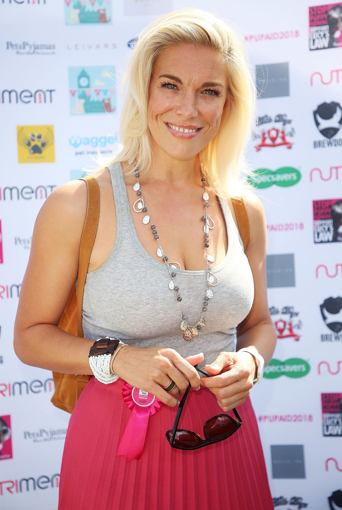 Watch Hannah Waddingham video