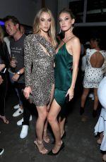HANNHA FERGUSON at Maybelline x New York Fashion Week Party 09/08/2018