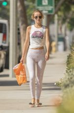 HAYLEY ROBERTS Out and About in Calabasas 09/24/2018