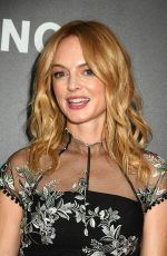 HEATHER GRAHAM at Quincy Special Screening in New York 09/12/2018