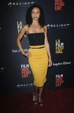 HEIDI LEWANDOWSKI at Galveston Premiere at LA Film Festival in Culver City 09/23/2018