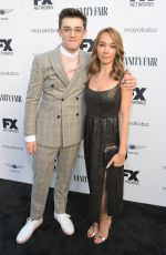 HOLLY TAYLOR at FX Networks Celebrates Emmy Nominees in Century City 09/16/2018