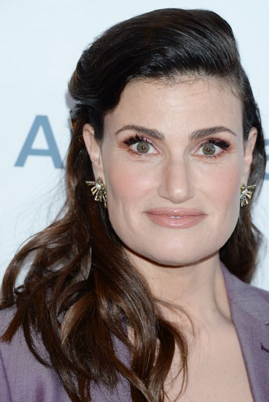 IDINA MENZEL at Women Making History Awards in Beverly Hills 09/15/2018
