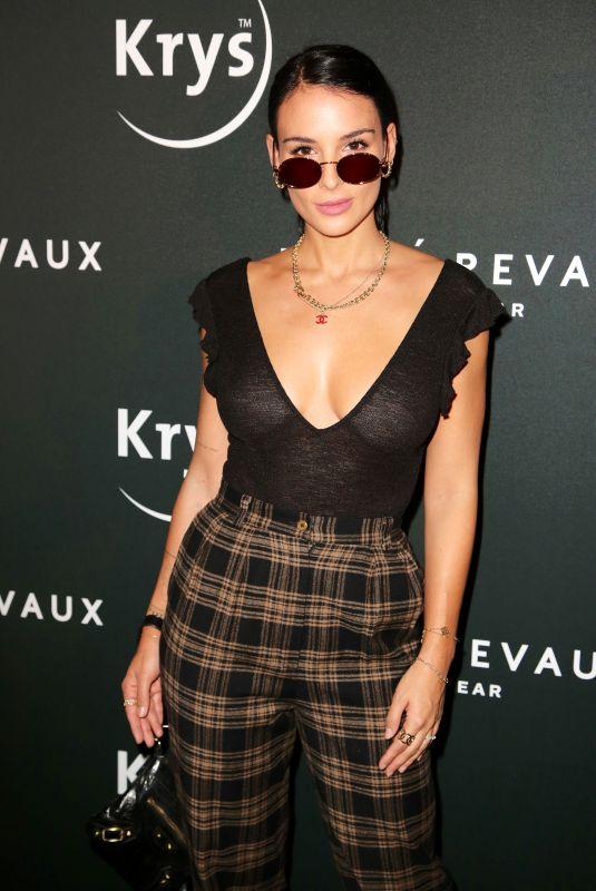 JADE LEBOEUF at Prive Revaux Eyewear Party in Paris 09/27/2018