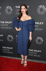 JANET MONGOMERY at New Amsterdam Paleylive Special Preview in New York 09/24/2018