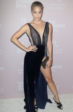 JASMINE SANDERS at Rihanna