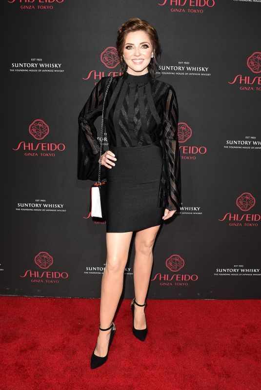 JEN LILLEY at Shiseido Makeup Launch in Los Angeles 09/25/2018