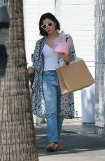 JENNA DEWAN Out and About in Studio City 09/03/2018