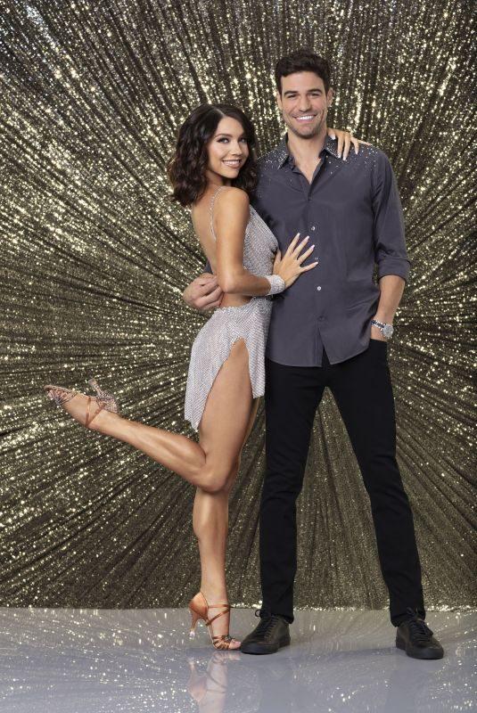 JENNA JOHNSON – Dancing With the Stars, Season 27 Promos