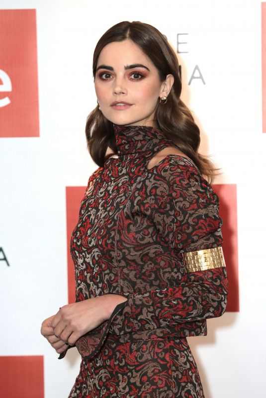 JENNA LOUISE COLEMAN at The Cry Photocall in London 09/03/2018