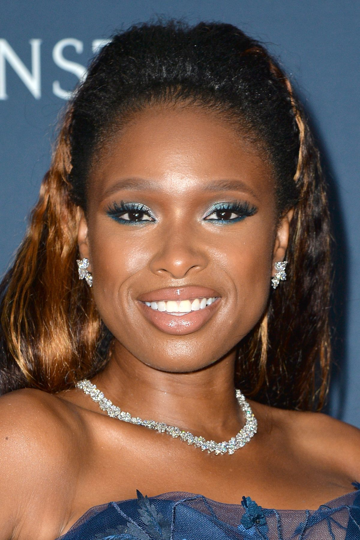 JENNIFER HUDSON at Harry Winston Dinner in New York 09/20 ...
