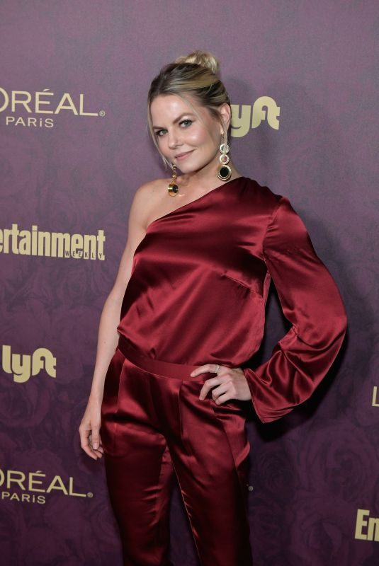 JENNIFER MORRISON at EW and L'Oreal Paris Pre-emmy Party in Hollywood 09/15/2018