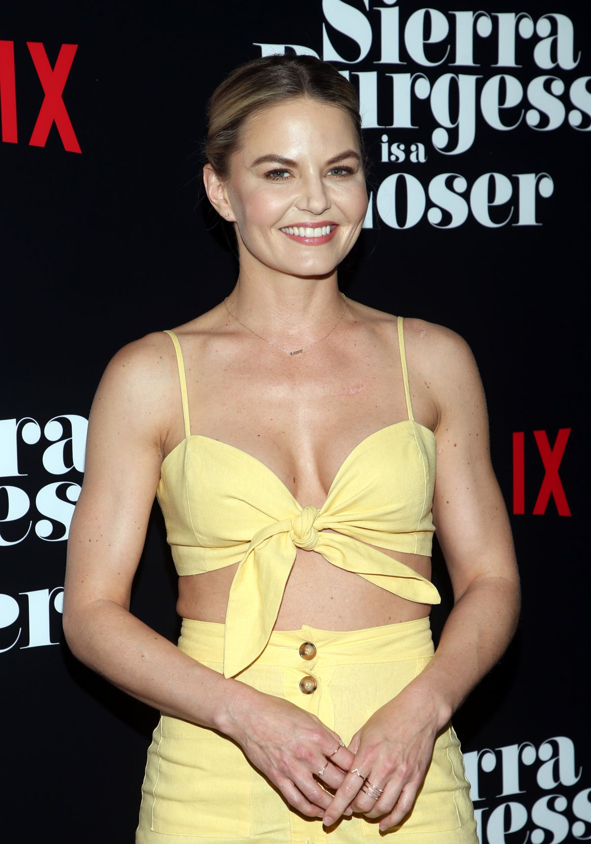 456c85b12 JENNIFER MORRISON at Sierra Burgess is a Loser Premiere in Hollywood 08 30  2018