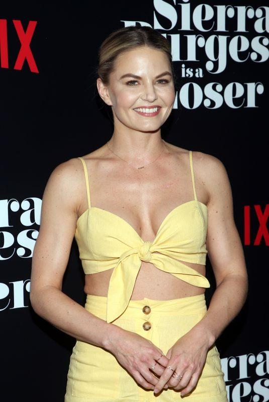 JENNIFER MORRISON at Sierra Burgess is a Loser Premiere in Hollywood 08/30/2018