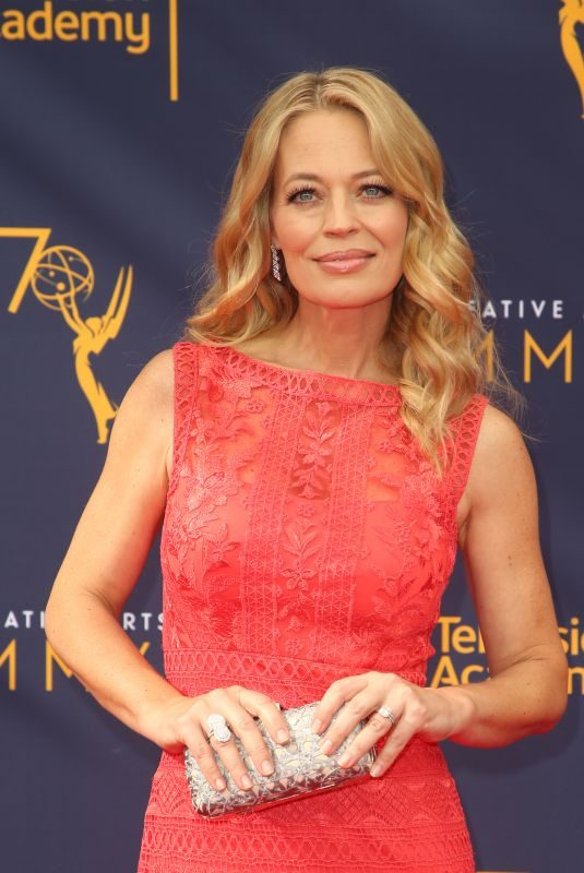 JERI RYAN at Creative Arts Emmy Awards in Los Angeles 09/08/2018