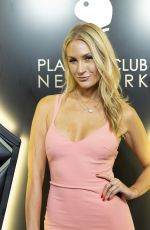 JESSICA FARROW at Playboy Club New York Opening 09/12/2018