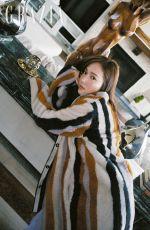 JESSICA JUNG in Grazia Magazine, Korea October 2018
