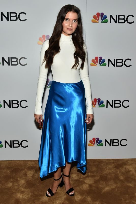 JESSICA MARKOWSKI at NBC & Cinema Society Party in New York 09/20/2018