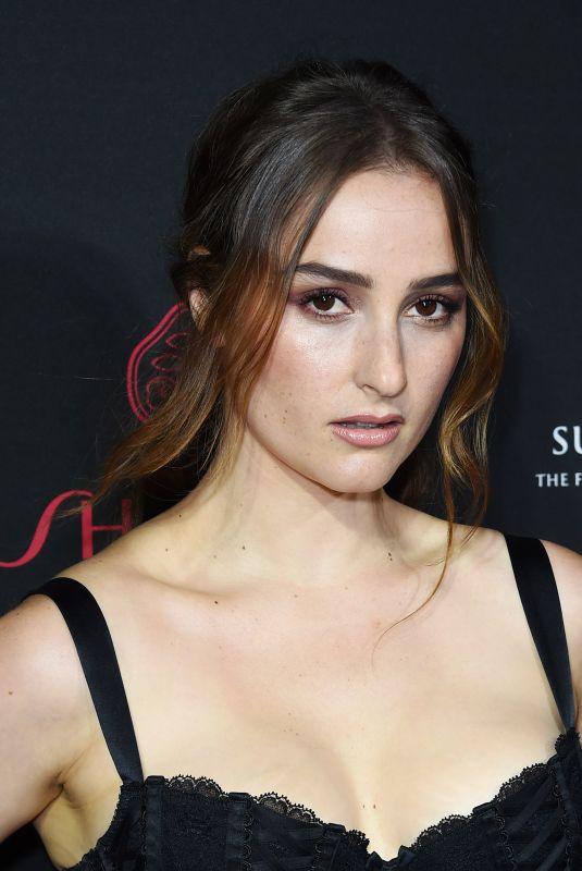 JILLIAN ROSE BANKS at Shiseido Makeup Launch in Los Angeles 09/25/2018