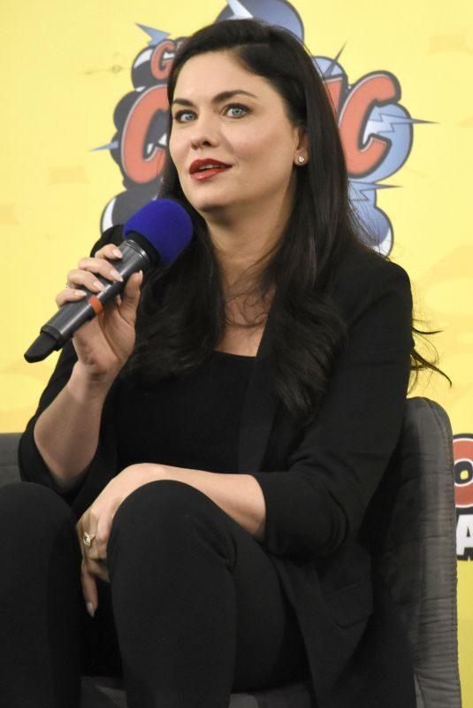 JODI LYN O'KEEFE at German Comic-con in Munich 09/15/2018
