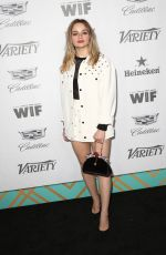 JOEY KING at Variety & Women in Film