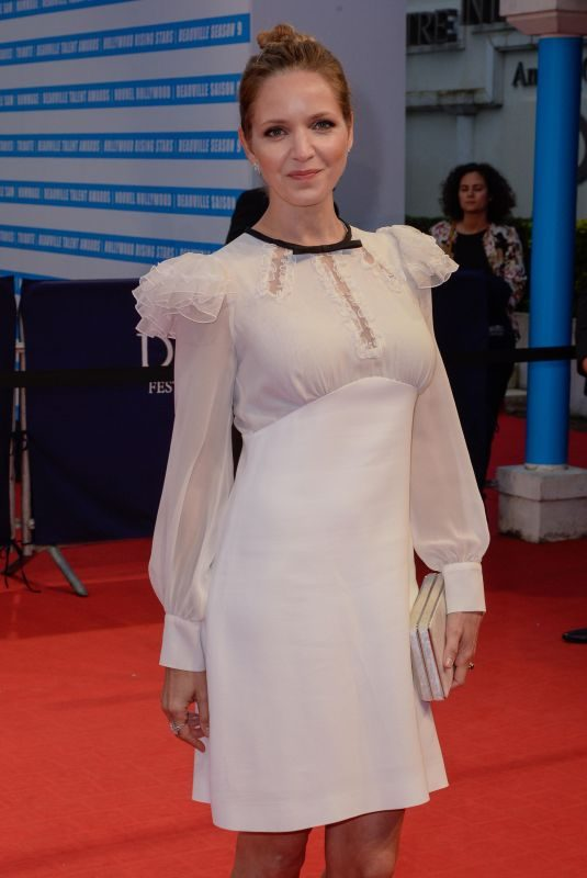 JORDANA SPIRO at The Sisters Brothers Premiere at Deauville American Film Festival 09/04/2018