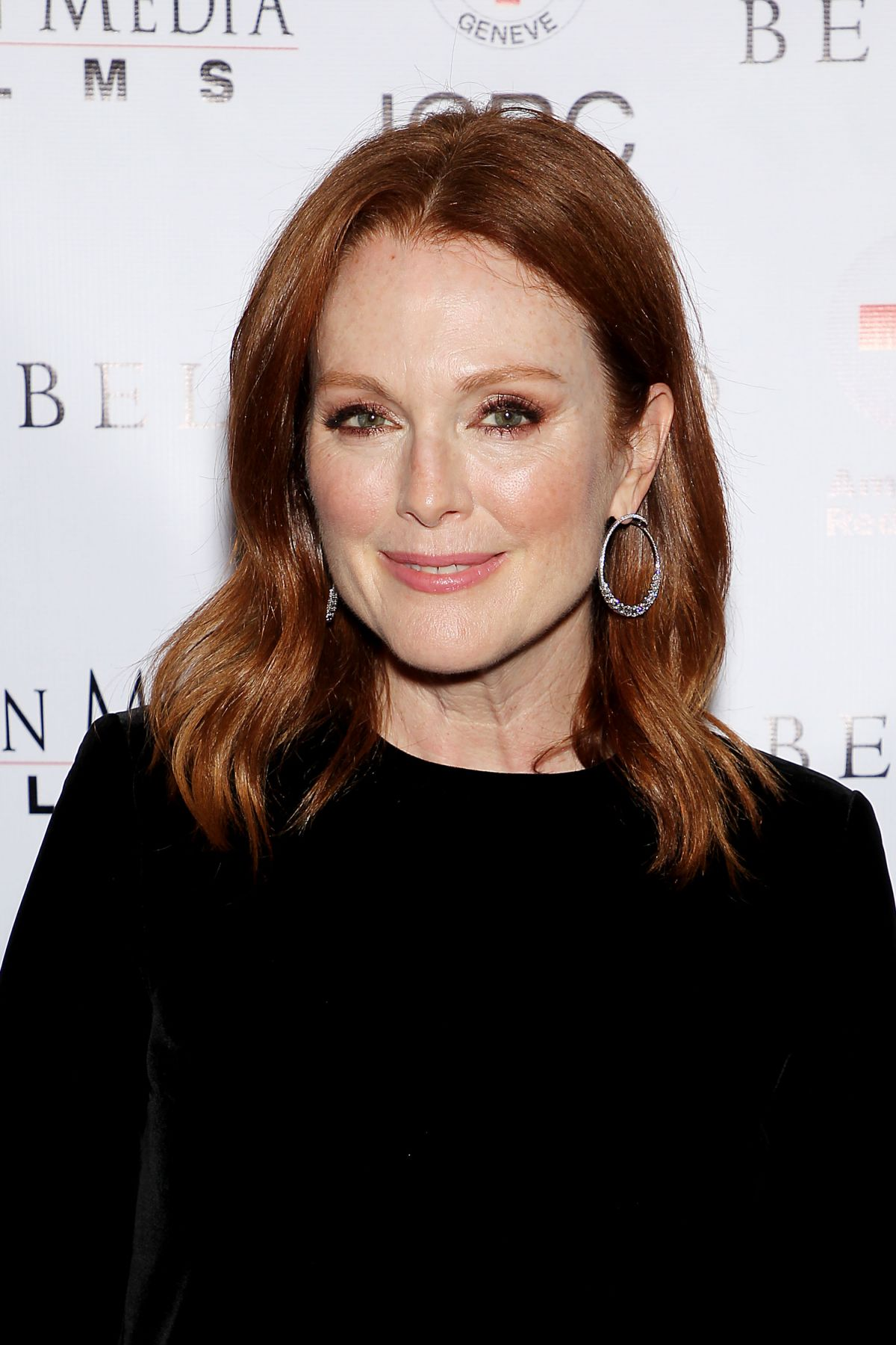 JULIANNE MOORE at Bel Canto Premiere in New York 09/13 ...