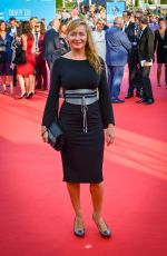 JULIE FERRIER at 2018 Deauville American Film Festival Opening Ceremony 08/31/2018