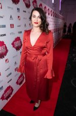 KENDALL FEAVER at Stage Debut Awards 2018 Arrivals in London 09/23/2018