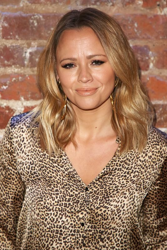 KIMBERLEY WALSH at Mini Fashion Show Kimba Kids in London 09/15/2018