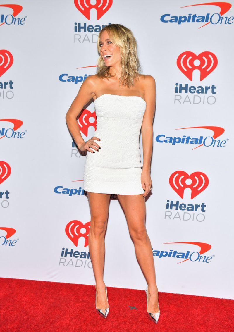 KRISTIN CAVALLARI at Iheartradio Music Festival in Las Vegas 09/22 ...