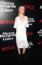 LINDSEY BEER at Sierra Burgess is a Loser Premiere in Hollywood 08/30/2018