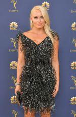 LINDSEY VONN at Emmy Awards 2018 in Los Angeles 09/17/2018