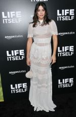 LORENZA IZZO at Life Itself Premiere in Los Angeles 09/13/2018