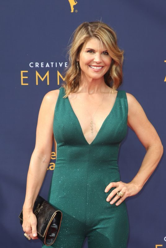 LORI LOUGHLIN at Creative Arts Emmy Awards in Los Angeles 09/08/2018