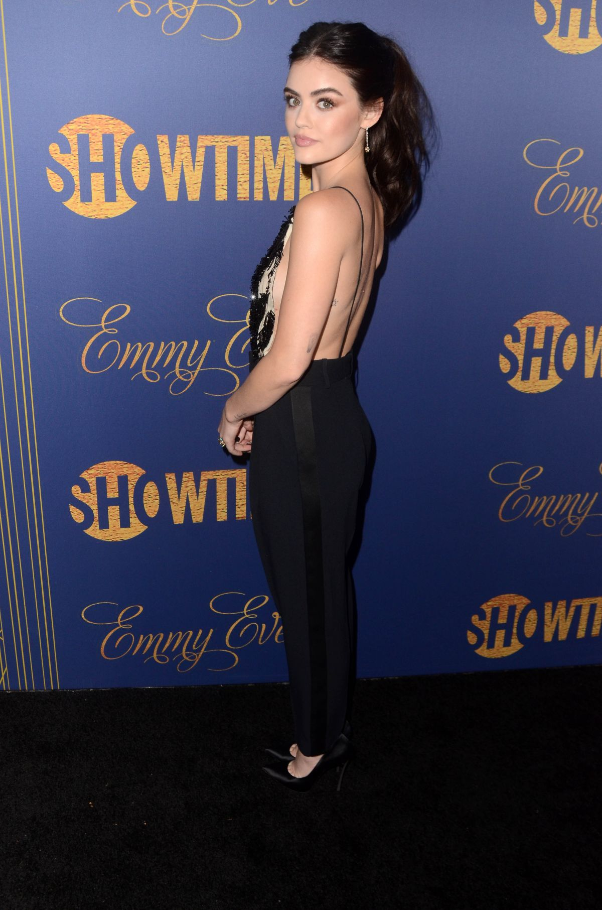 Lucy hale at showtime emmy eve nominees celebration in los angeles naked (59 photo), Fappening Celebrites images