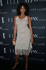 MARQUITA PRING at E!, Elle and IMG Party in New York 09/05/2018