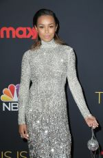 MELANIE LIBURD at This is Us, Season 3 Premiere in Los Angeles 09/25/2018